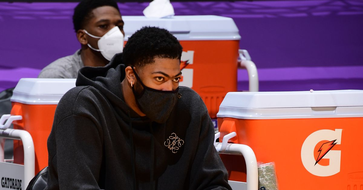 Lakers Injury Report: Frank Vogel 'excited' for Anthony Davis to return - Silver Screen and Roll