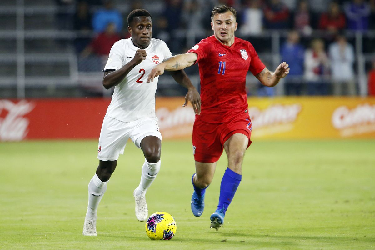Soccer: CONCACAF Nations League Soccer-Canada at USA