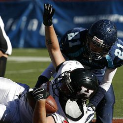 Frankie Sutera is one of six returning starters on defense for Juan Diego this year, and he's coming off an impressive 2008 season with seven interceptions.