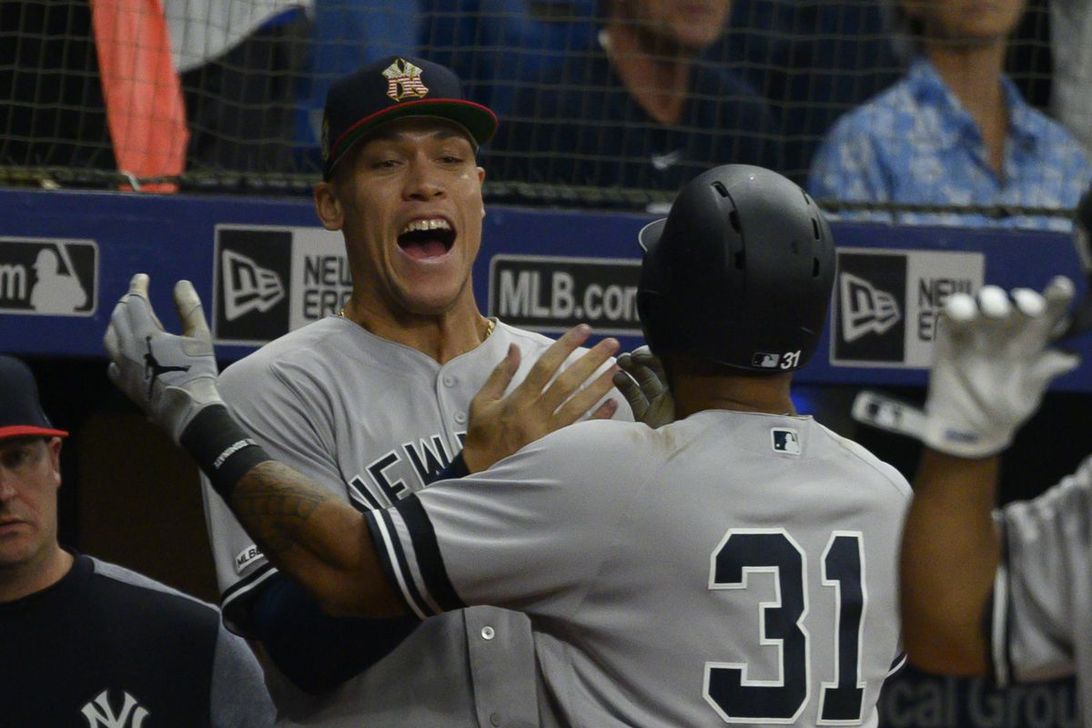 The Yankees' outlook has changed drastically in one year