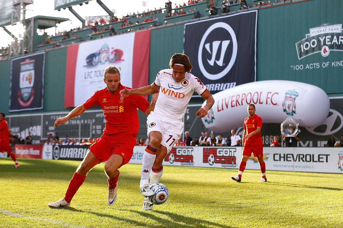 Liverpool v AS Roma