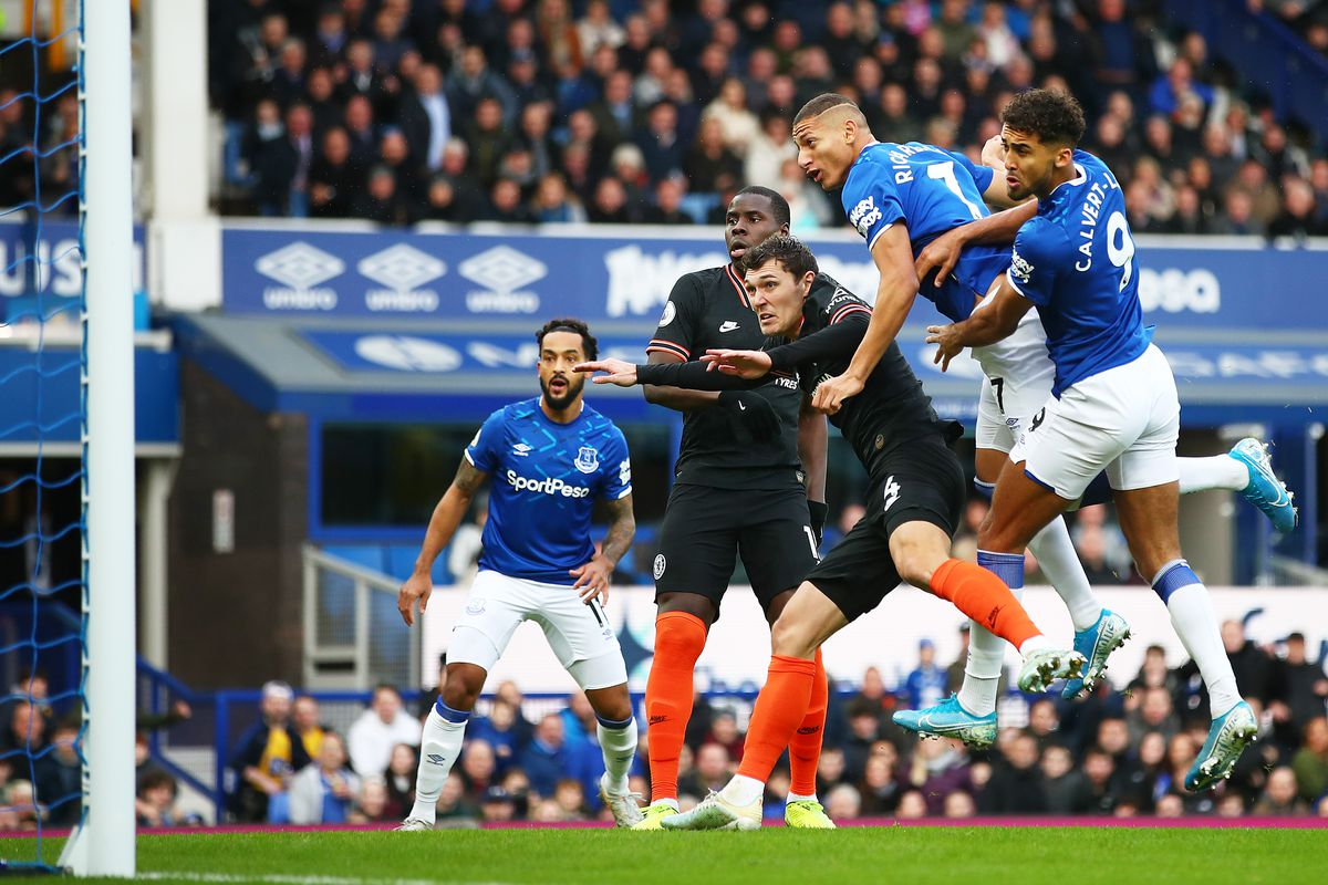 Everton vs Chelsea Live: Toffees win 3-1, new manager bump ...