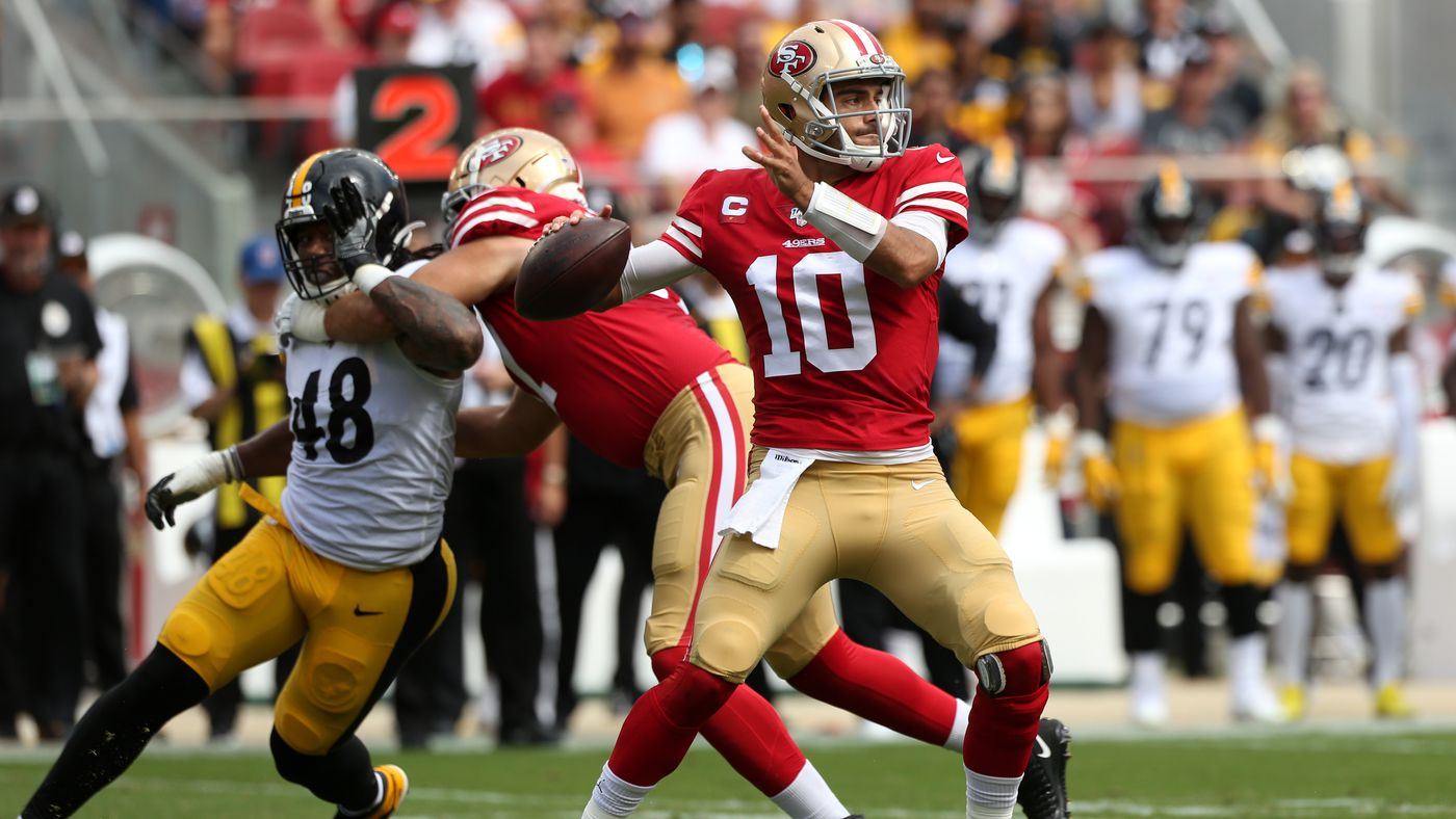49ers-Steelers recap: Jimmy Garoppolo had a good day despite stat line