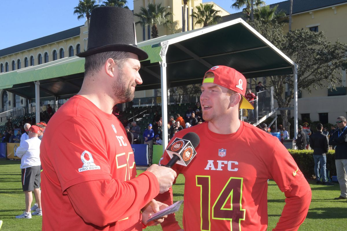 5 ways to make the NFL Pro Bowl fun again - SBNation.com 093077d132bd
