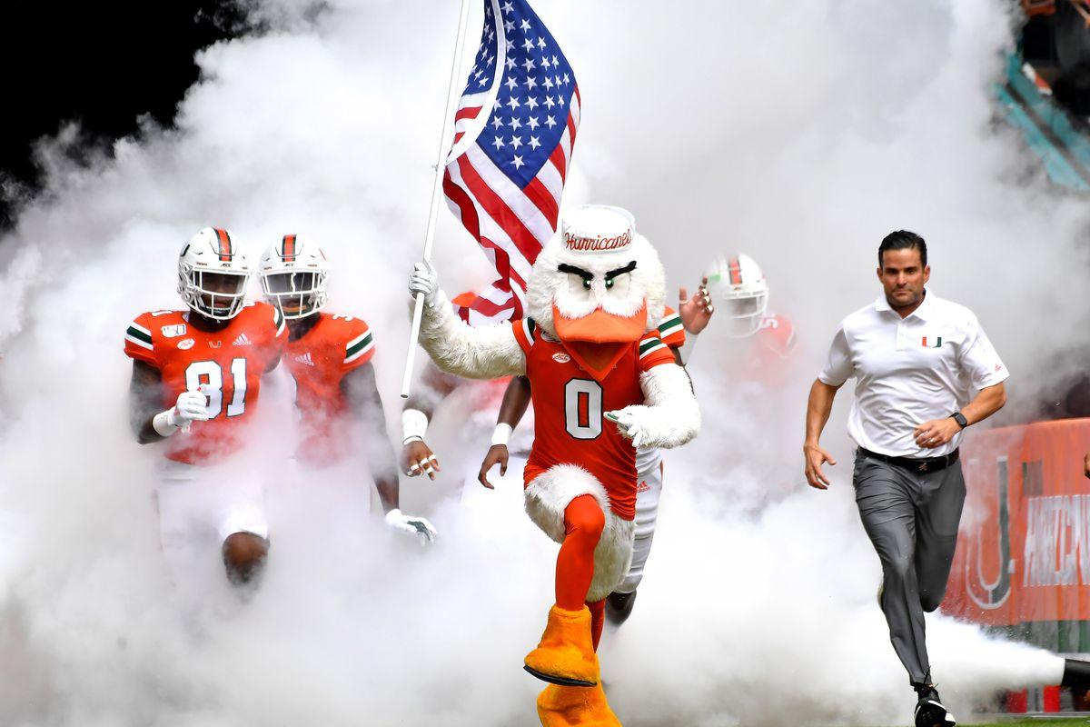 NCAA Football: Georgia Tech at Miami