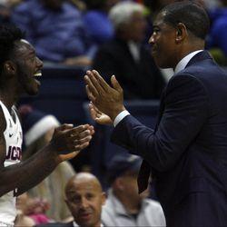 Colgate Raiders vs UConn Men's Basketball