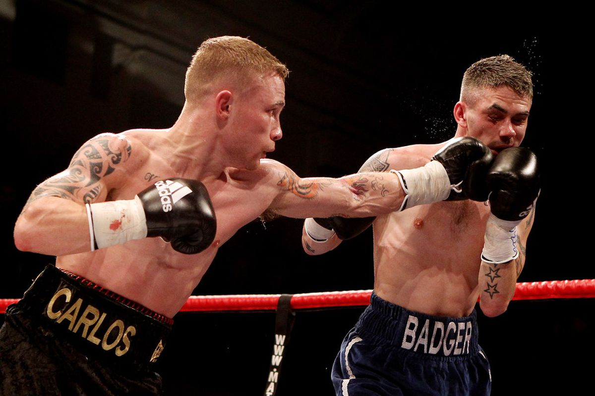 Boxing Results Roundup Snooki Boxings Debut Frampton Knocks Out