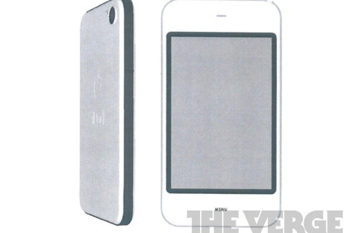 iPhone Purple Prototype