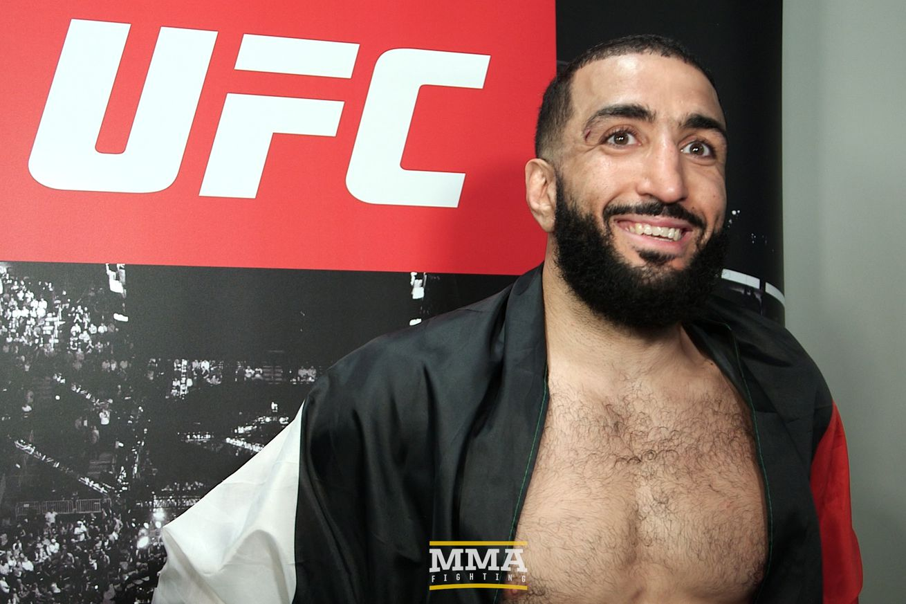 Belal Muhammad would like to fight Yancy Medeiros, Colby Covington next