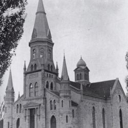 The Sevier Stake Tabernacle in Richfield, Utah, took 11 years to build but only survived 15 years due to seismic activity. It was later declared unsafe and demolished.