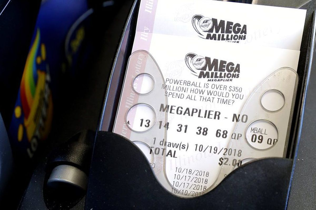 2 Second Tier 1m Mega Millions Tickets Sold In Illinois Jackpot