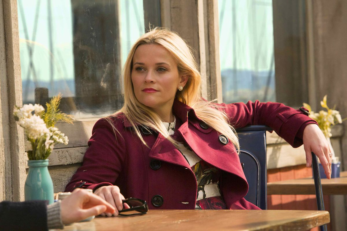 Reese Witherspoon on Big Little Lies