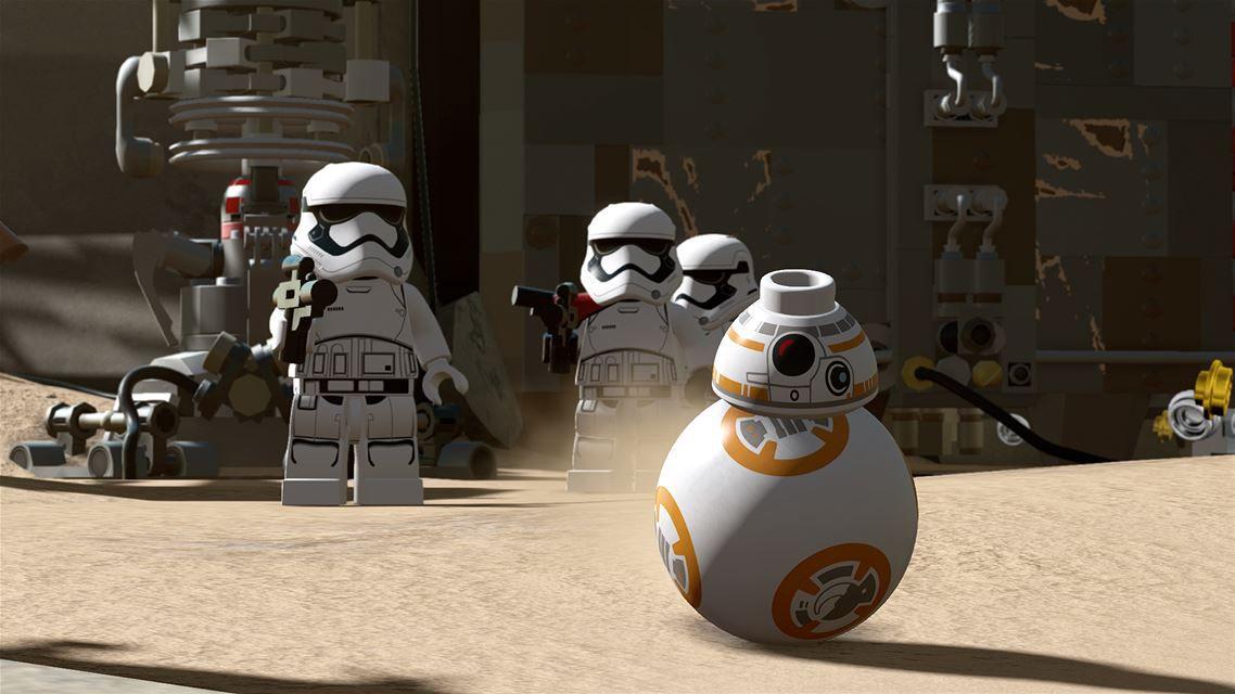 Lego Star Wars: The Force Awakens screenshots