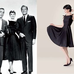 <i>Images from <b>Famous Frocks: The Little Black Dress</b>, Chronicle Books.</i>