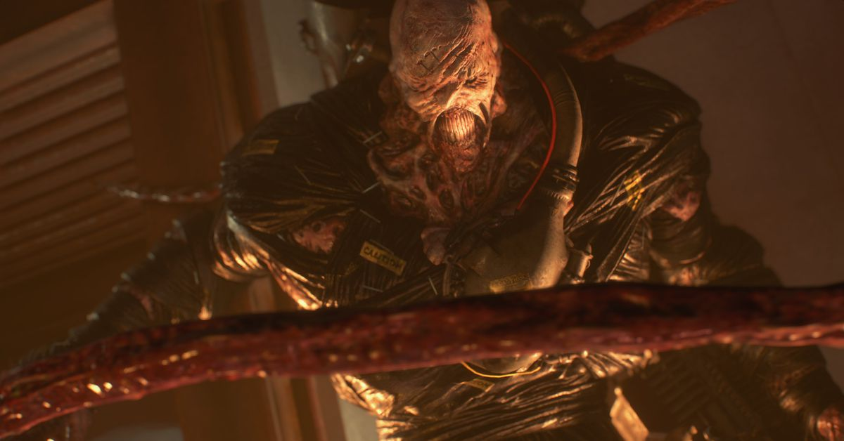Resident Evil 3 Remake Review A Second Helping Of Dessert Polygon
