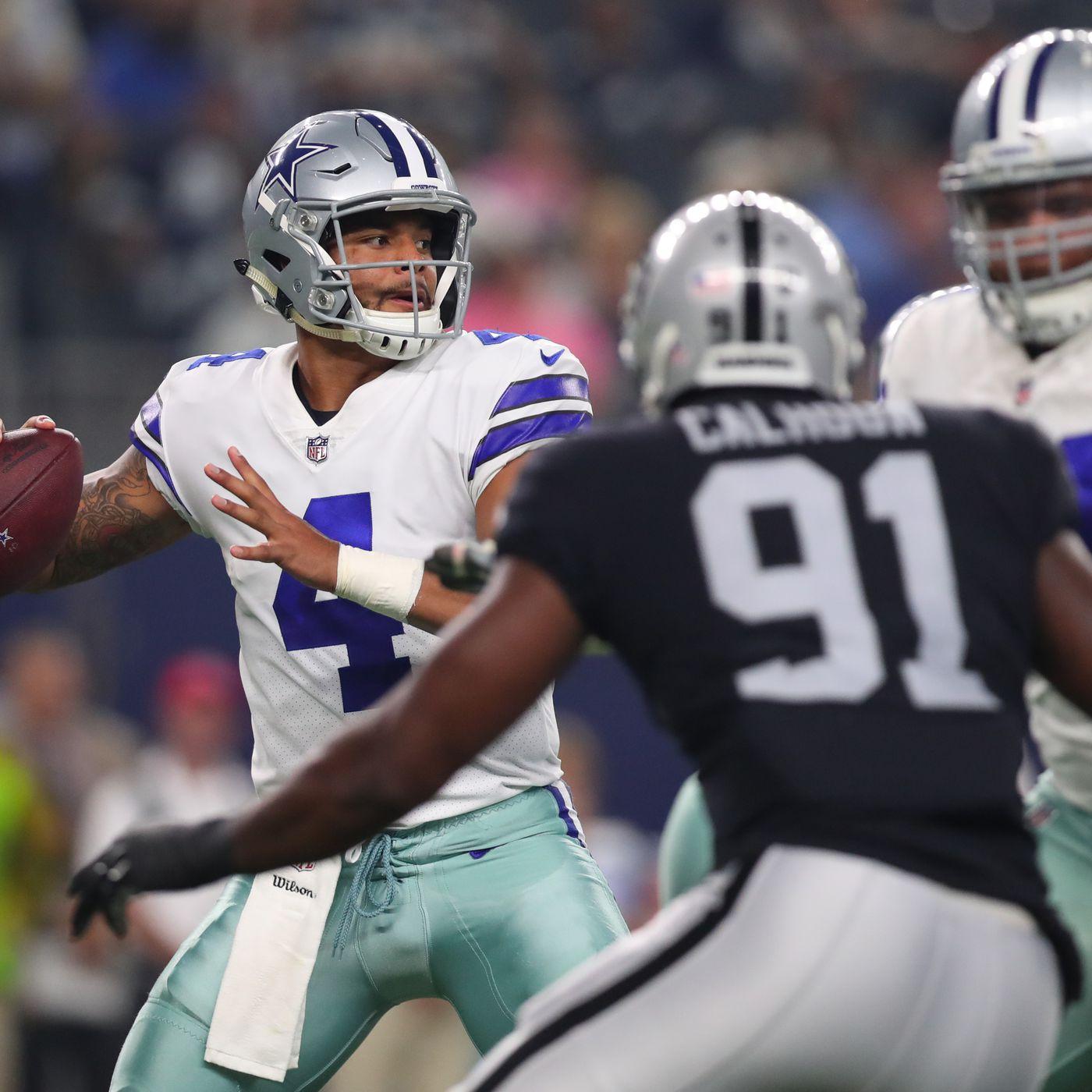 NFL week 15 odds, betting lines: Cowboys 3-point favorites