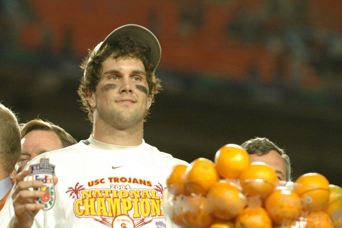 FedEx Orange Bowl - USC vs Oklahoma - January 4, 2005