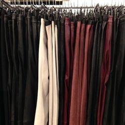 Leather Leggings and Pants, $299