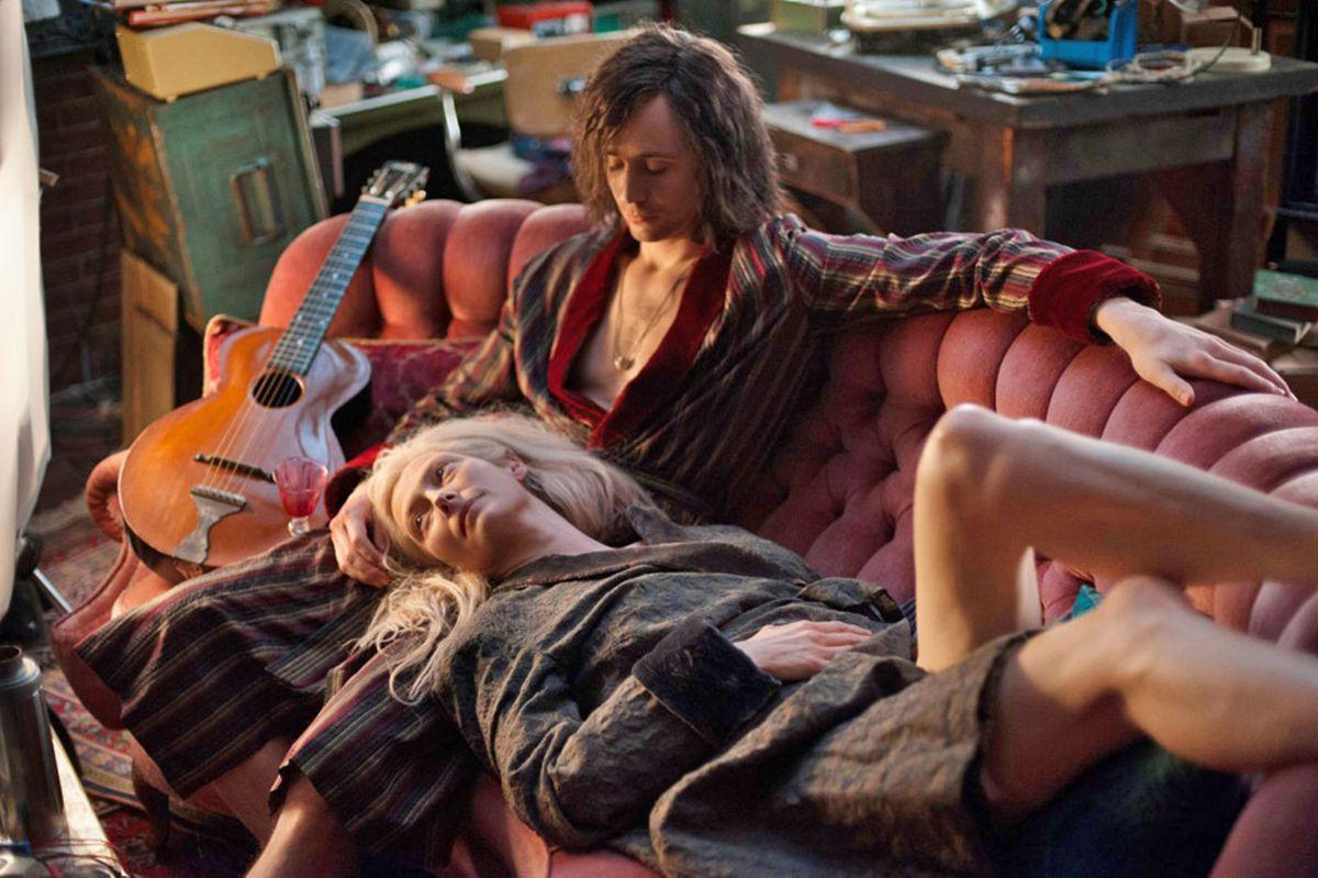 Tom Hiddelston and Tilda Swinton in Only Lovers Left Alive