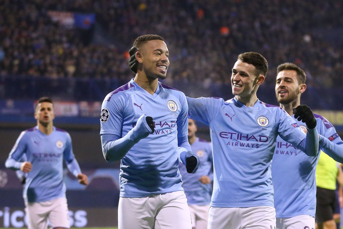 Manchester City Romp Dinamo 4 1 In Champions League Reaction Tweets Bitter And Blue
