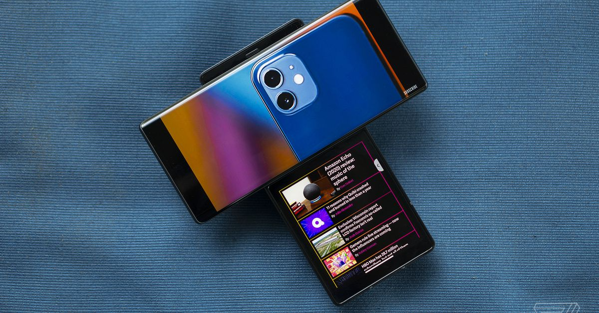 LG Wing review: learning to fly, failing to soar