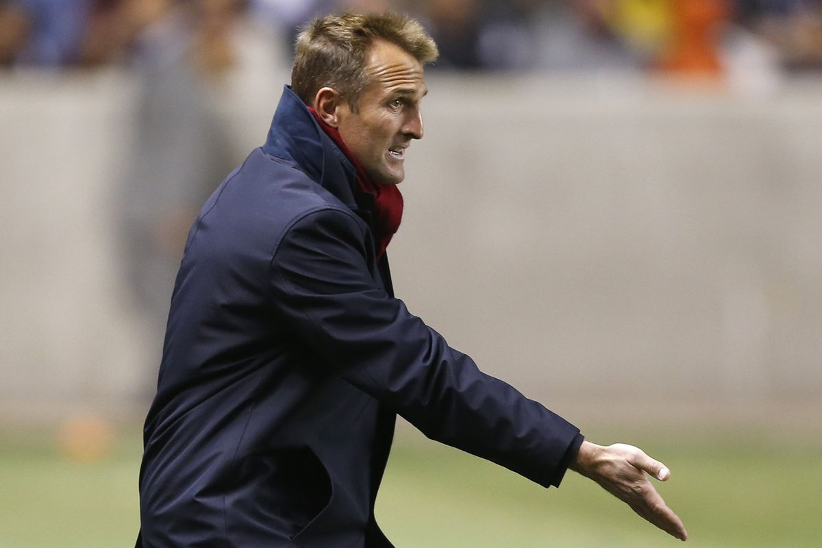 Let's imagine this is Jason Kreis getting excited about the idea.