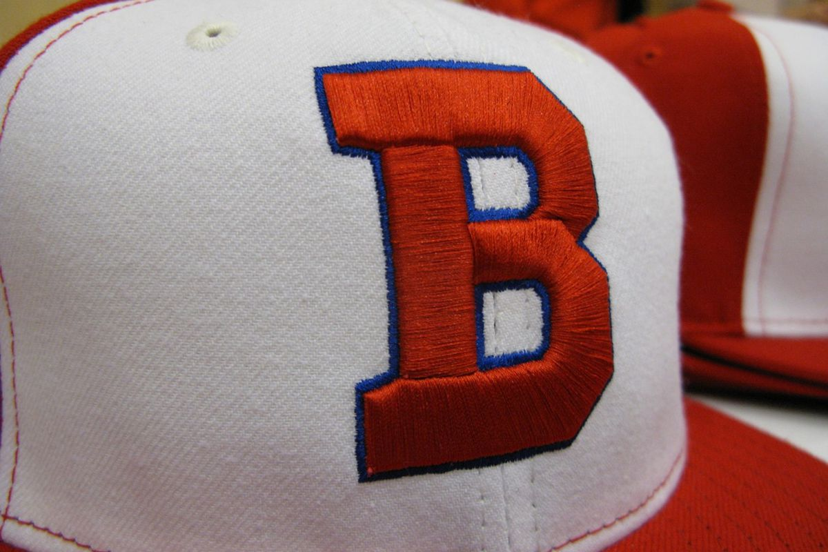 Buffalo Bisons' New Uniforms And Caps Gallery