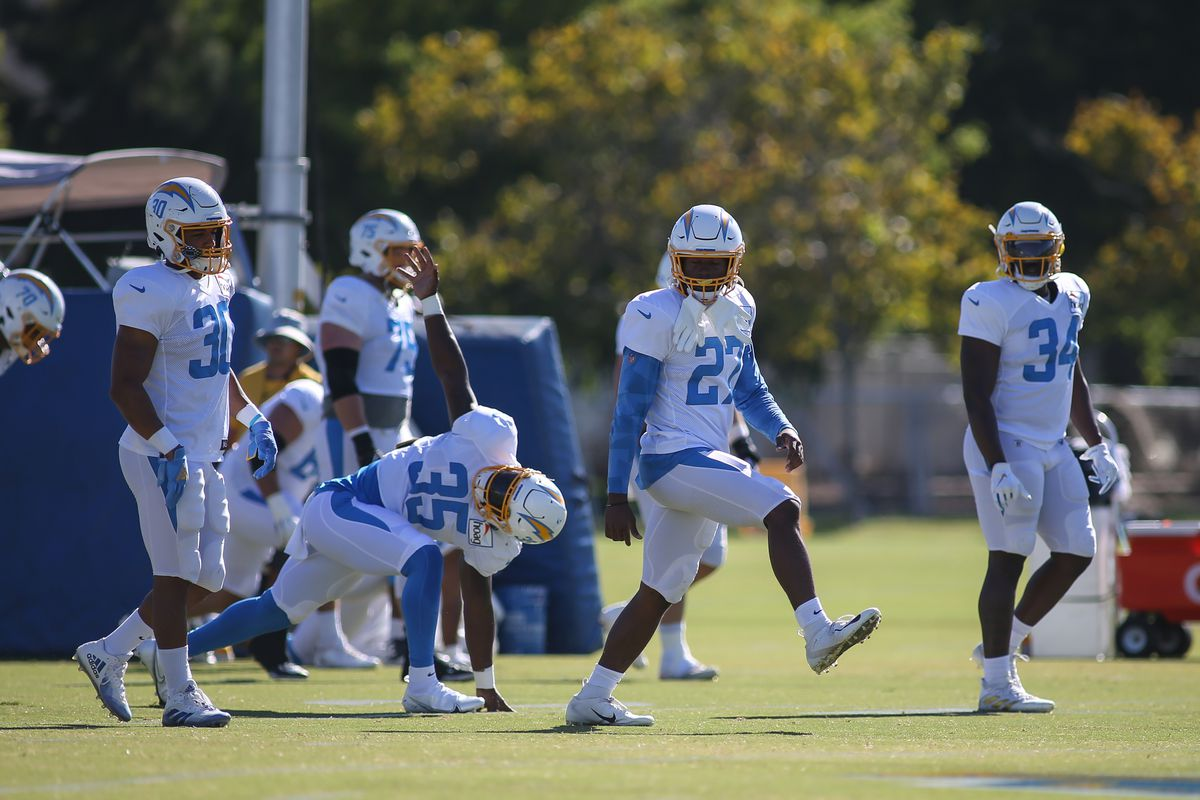 NFL: AUG 02 Los Angeles Chargers Training Camp