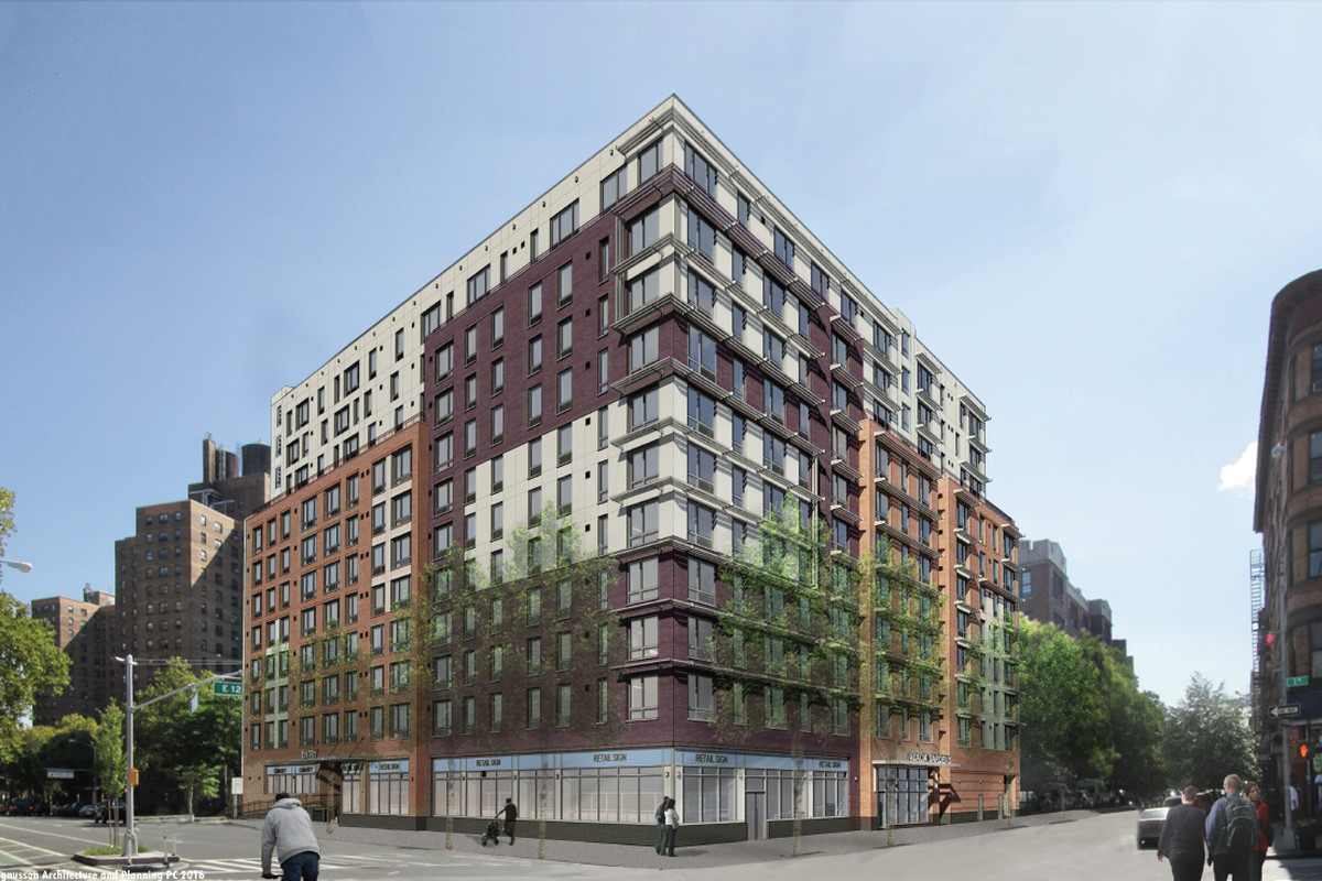 East Harlem affordable rental offers up 124 apartments from