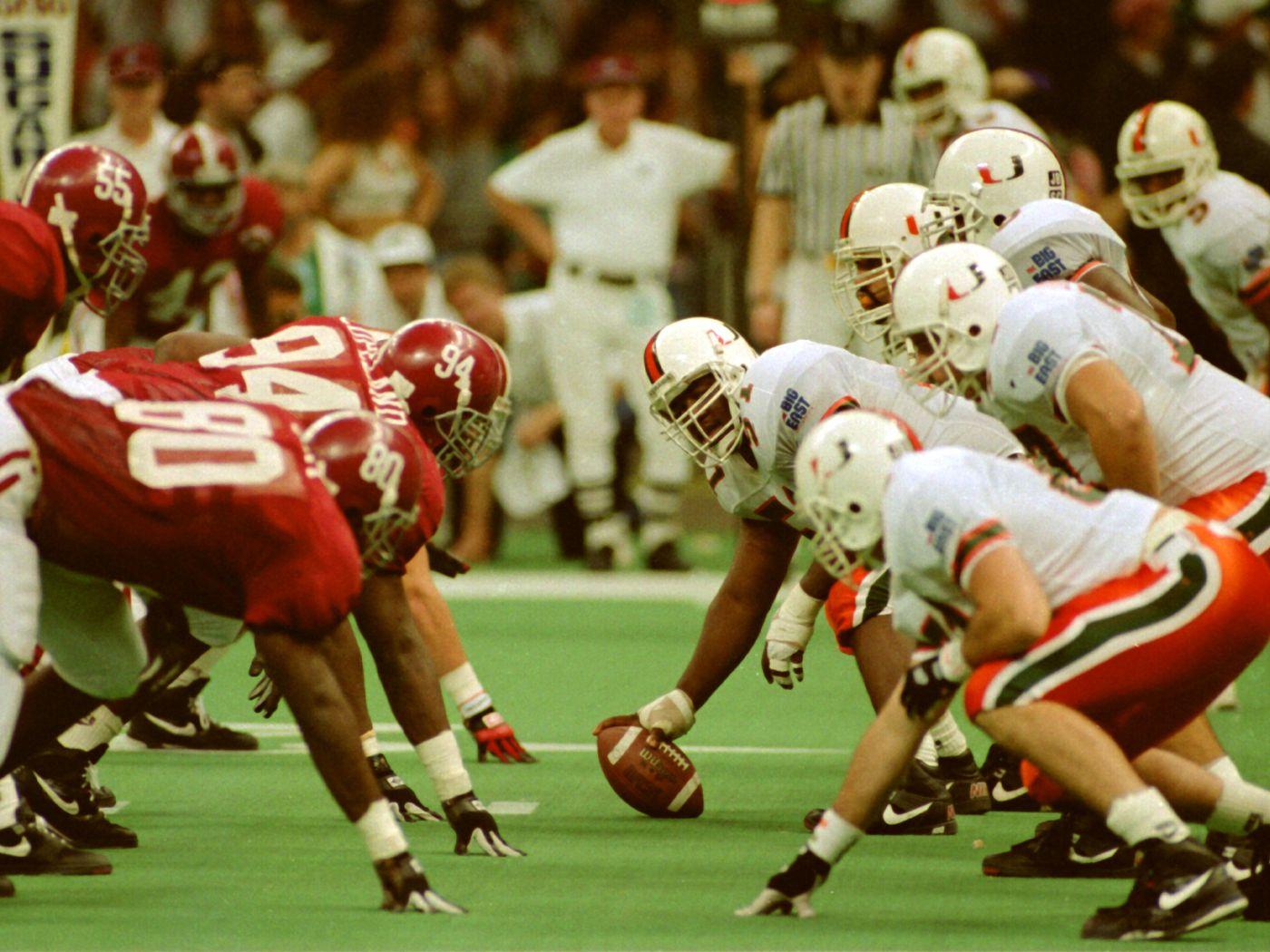 Part I: Alabama Crimson Tide vs. Miami Hurricanes Chick-Fil-A Kickoff Game Preview - State of The U