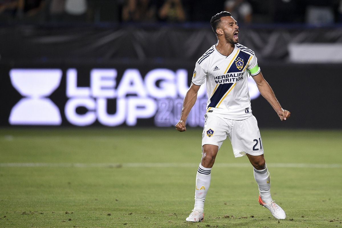 MLS: Leagues Cup-Club Tijuana at LA Galaxy