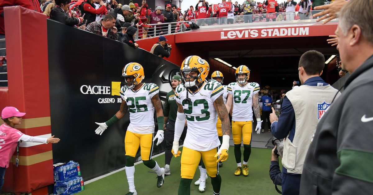 Packers CB Jaire Alexander injures thumb in NFC Championship