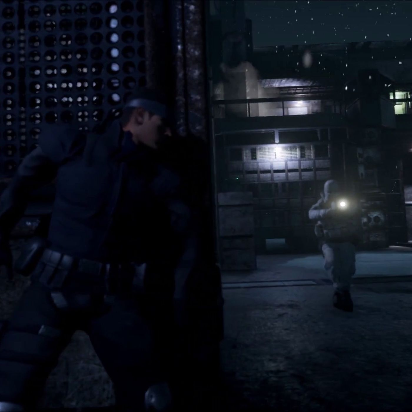 Shadow Moses is a fan project to remake Metal Gear Solid in Unreal