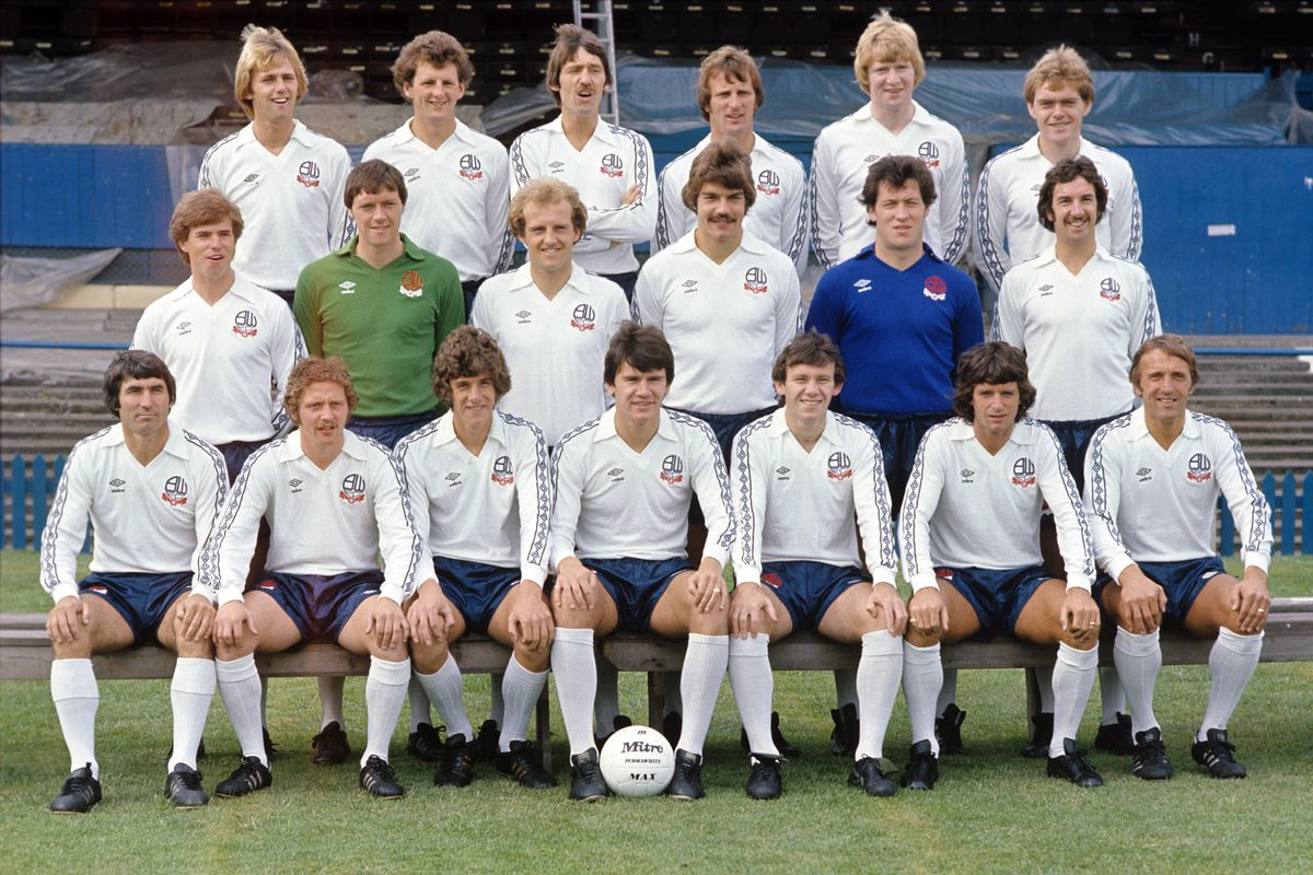 Soccer - League Division Two - Bolton Wanderers Photocall - Burnden Park