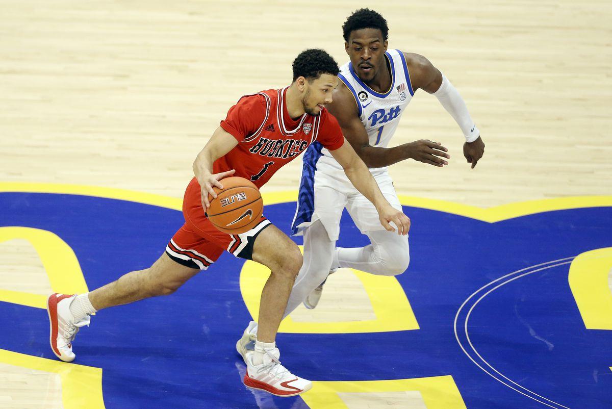 NCAA Basketball: Northern Illinois at Pittsburgh