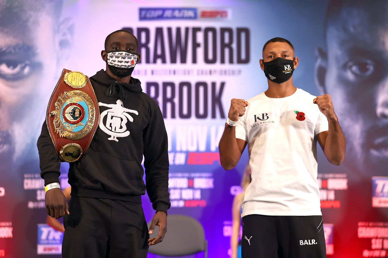 1285169684.0 - Staff picks: Crawford vs Brook