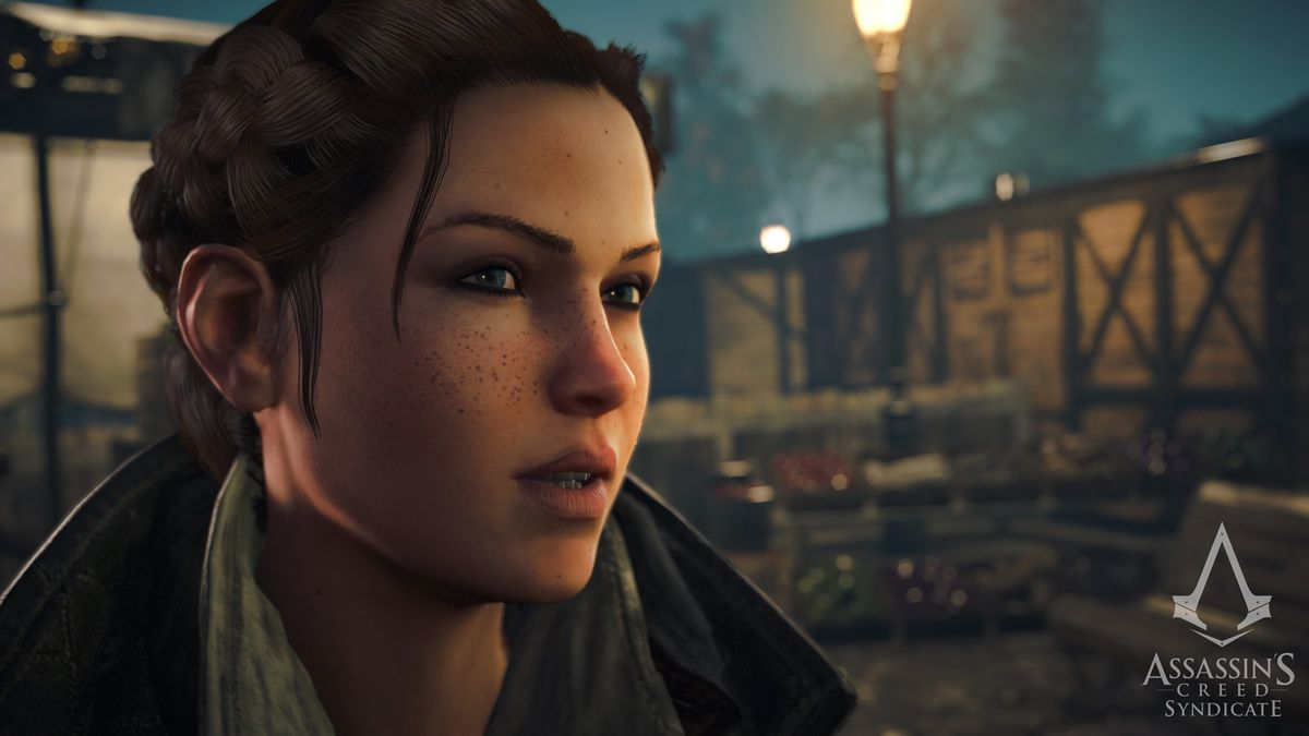 How The Leading Women Of Assassin S Creed Syndicate And Halo 5 Are