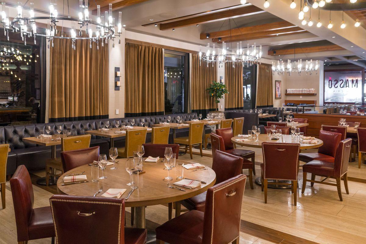 Scott Conant's Masso Osteria Italian restaurant closes May