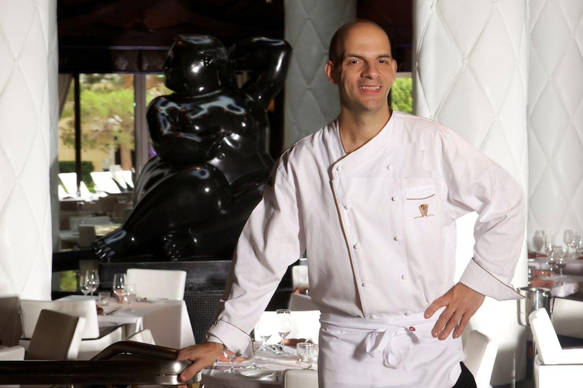 Mark Lorusso, taking over as chef at Bartolotta