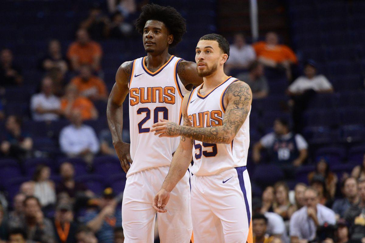 NBA: Preseason-Utah Jazz at Phoenix Suns