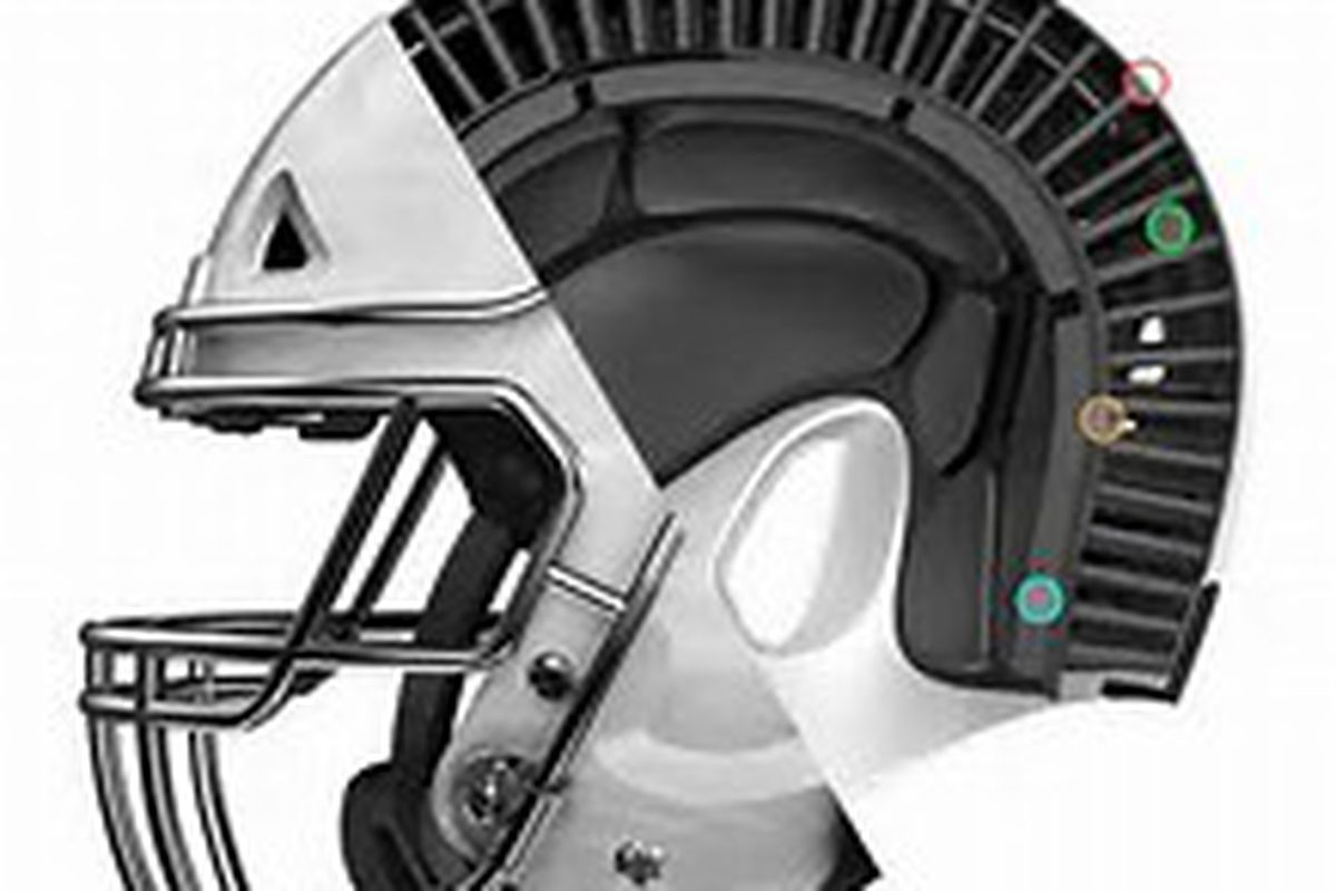 New Nfl Helmet Designs