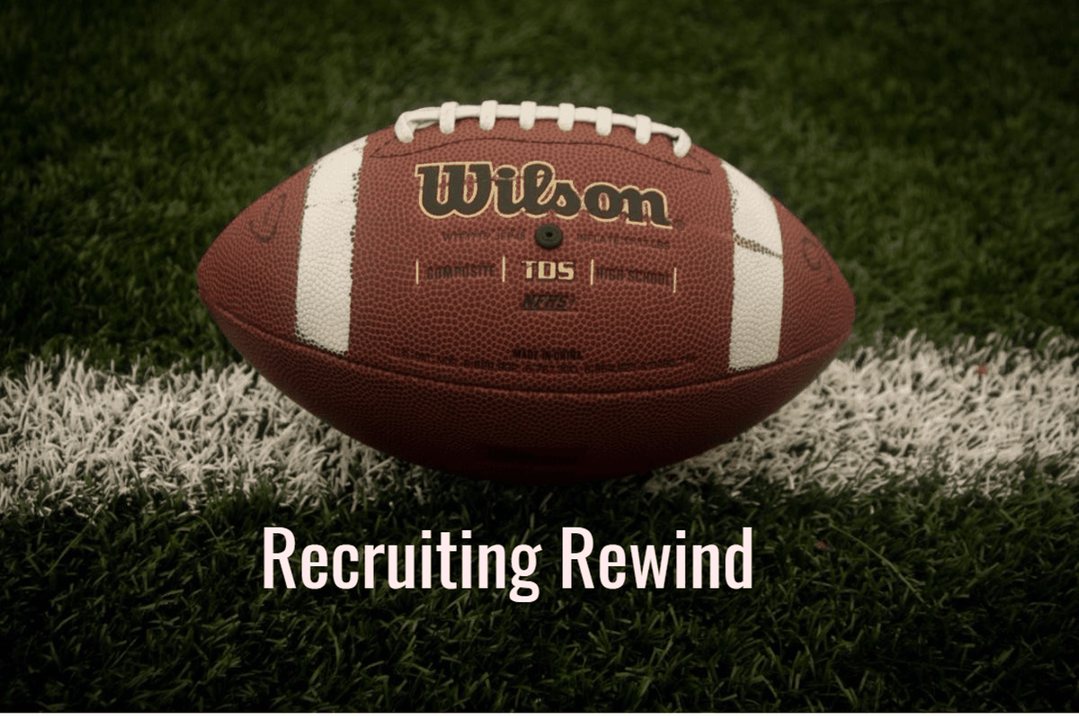 157305ce6fb Recruiting can be a huge beast to follow and a lot of the news can go  unnoticed by the casual fan. So what we re going to do here at WRNL is give  you ...