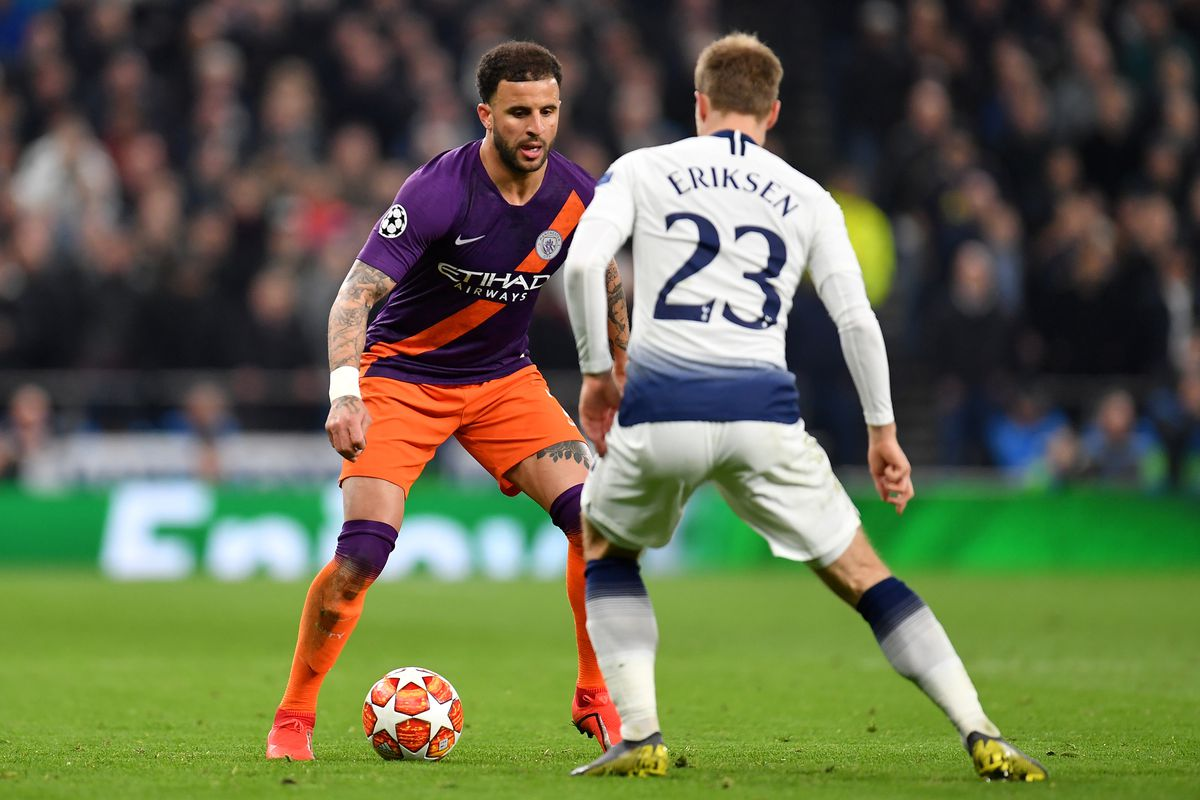 Manchester City Vs Tottenham Hotspur UEFA Champions League Quarter final Second Leg Team News Preview And Prediction Bitter And Blue