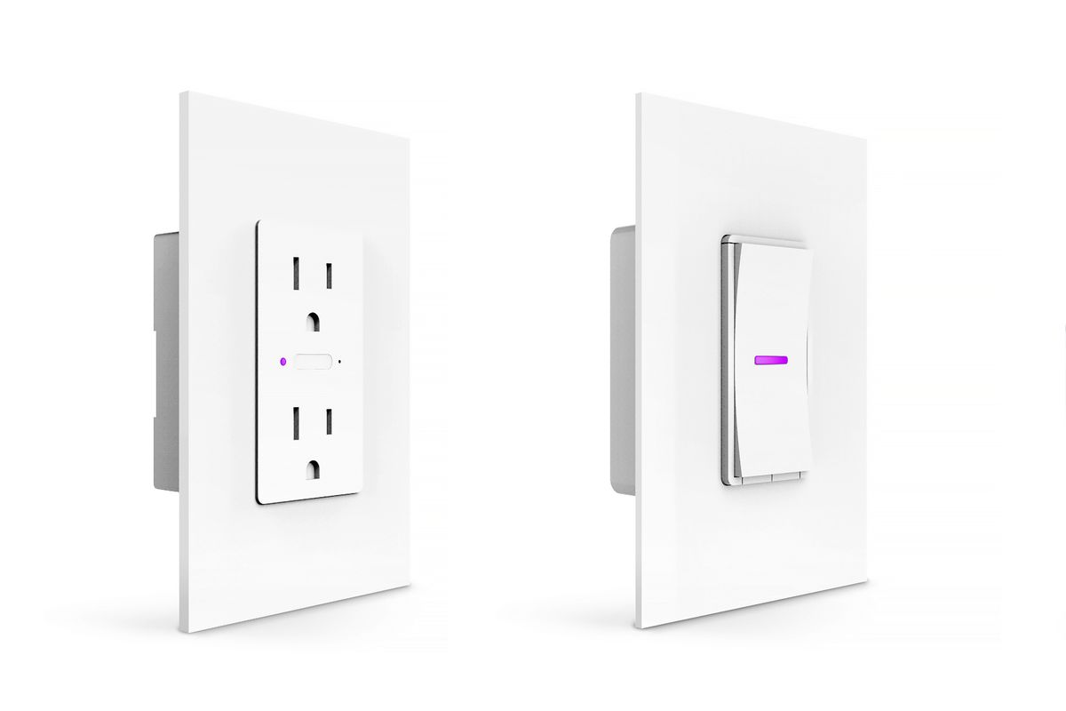The newest HomeKit products can be built right into your walls ...