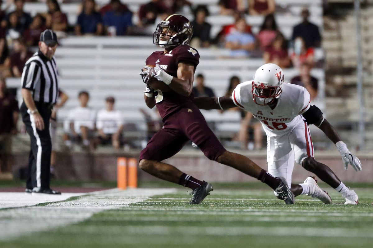 NCAA Football: Houston at Texas State