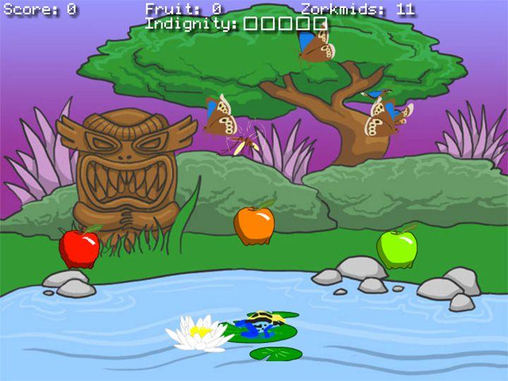 Frog Fractions screenshot 720