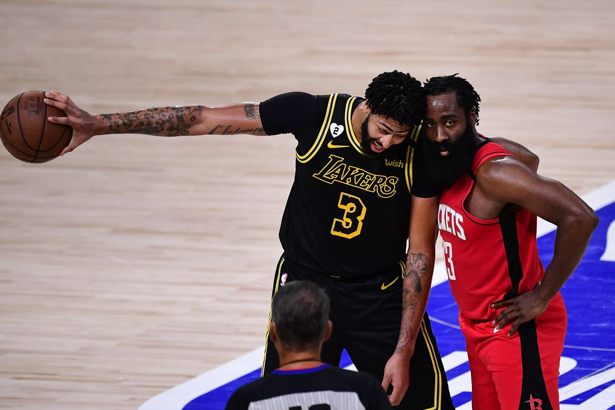 Nba Playoffs 3 Takeaways From The Lakers Beating The Rockets In Game 2 Silver Screen And Roll