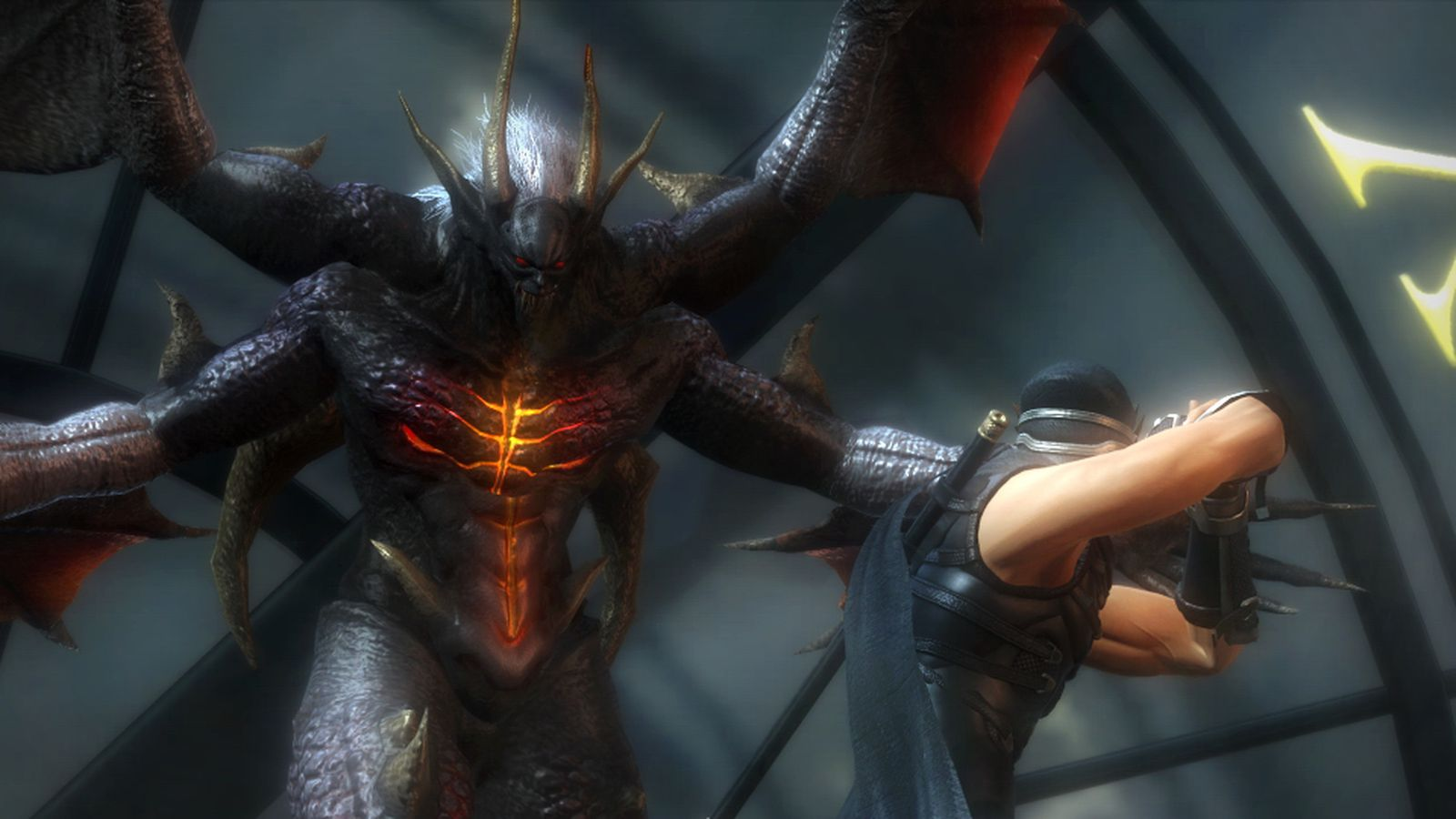 Ninja Gaiden Sigma 2 Plus Screenshots Show Characters And Bosses