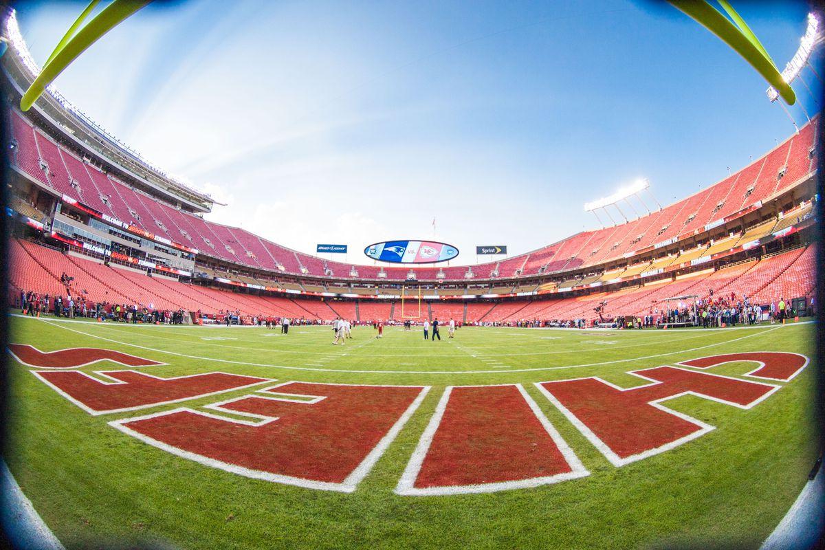 NFL: SEP 29 Patriots at Chiefs