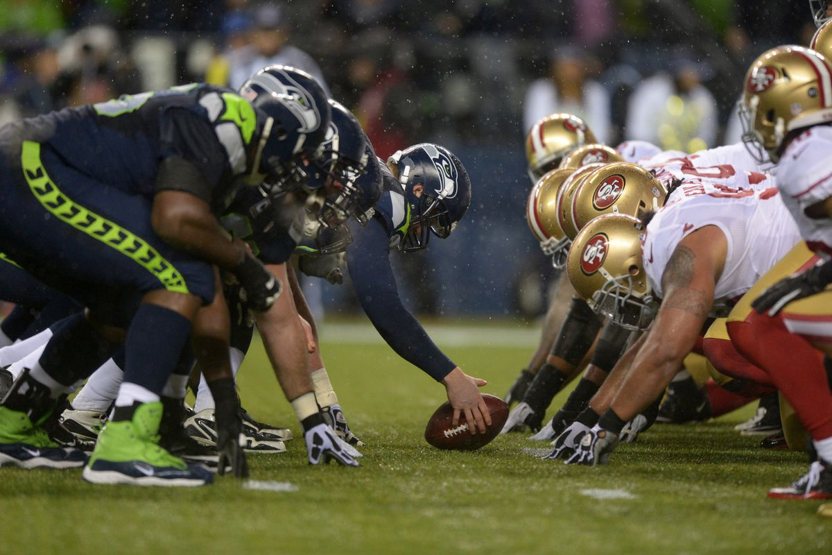 49ers Vs Seahawks Game Time Tv Schedule Online Streaming Odds And Rooting Guide For Nfc Championship 2014 The Phinsider